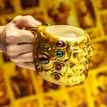 Marvel Avengers - Bosszúállók: Thanos Végtelen kövek bögre