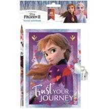 Disney Jégvarázs Anna lakatos emlékkönyv + ceruza
