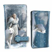 Winter Guardians dombornyomott pénztárca