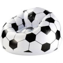 Felfújható futball fotel