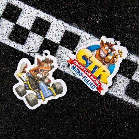 Crash Team Racing Nitro-Fueled illatosító szett (2db)