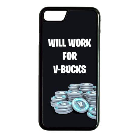 Fortnite - Will work for V-Bucks - iPhone tok - (többféle)