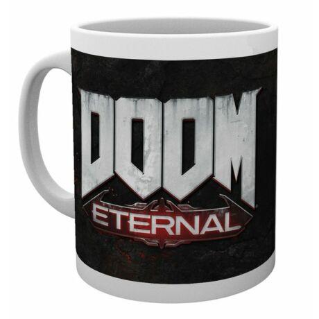 Doom Eternal bögre