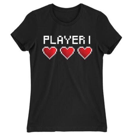 Player 1 női póló