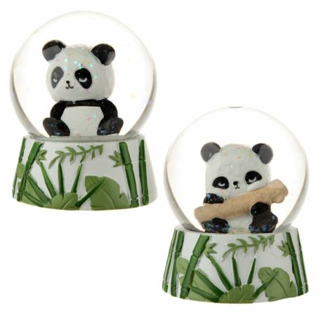 Panda hógömb