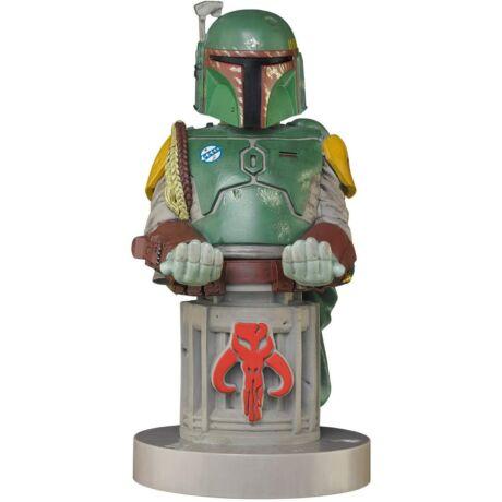 Star Wars - Boba Fett telefon/kontroller töltő figura
