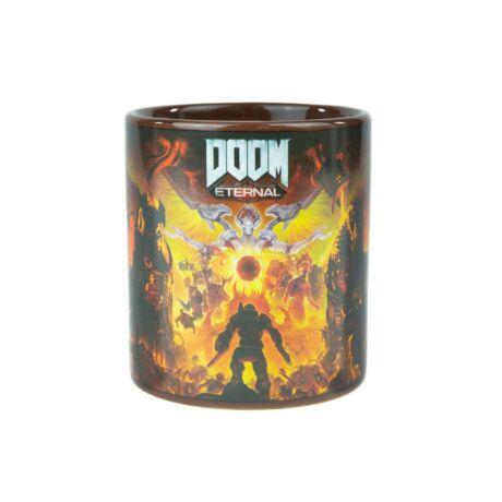 Doom Eternal Óriás bögre