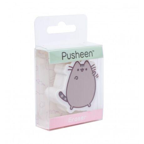 Pusheen cica radír - kétféle