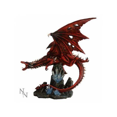 Fraener haragja sárkány szobor