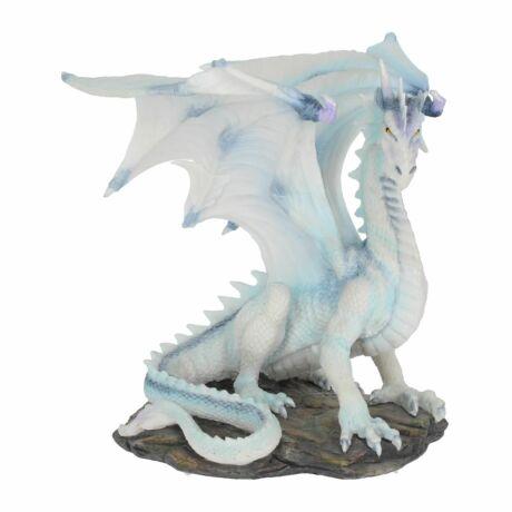 Grawlbane sárkány szobor