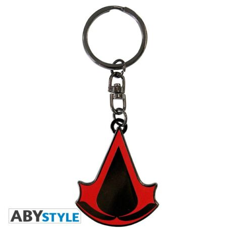 Assassin's Creed - fém kulcstartó