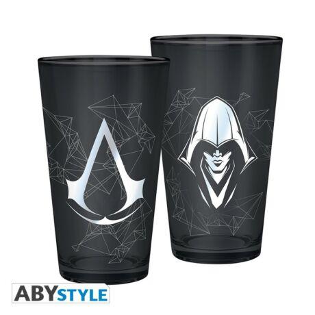Assassin's Creed Üveg pohár
