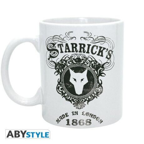 "Assassin's Creed - Syndicate - ""Starrick's"" bögre"