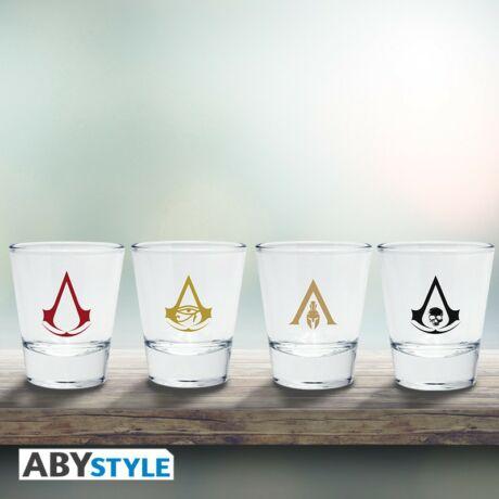 Assassin's Creed - Feles pohár szett