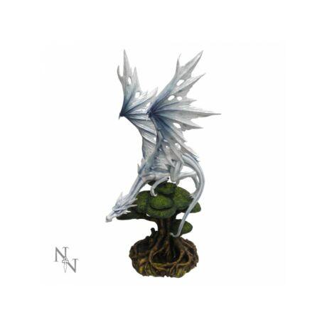 Sapiens sárkány szobor