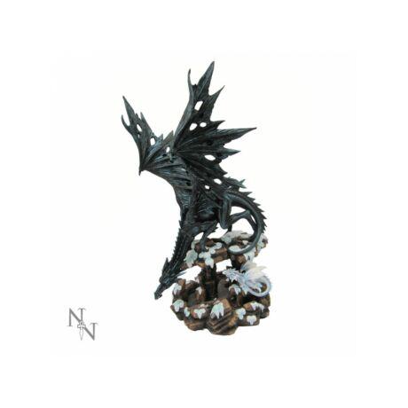 Dragons Wisdom szobor