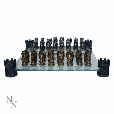 Sárkány Királyság sakk készlet