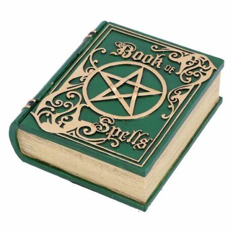 Varázskönyv tárolódoboz