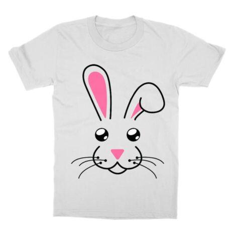 Bunny face női póló