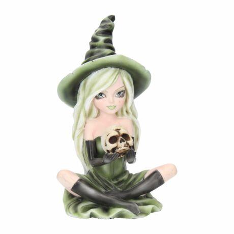 Zelda boszorkány szobor