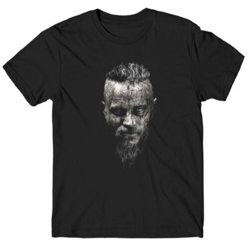 Vikingek - Ragnar Lothbrok férfi póló