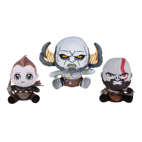 God of War plüssfigura csomag