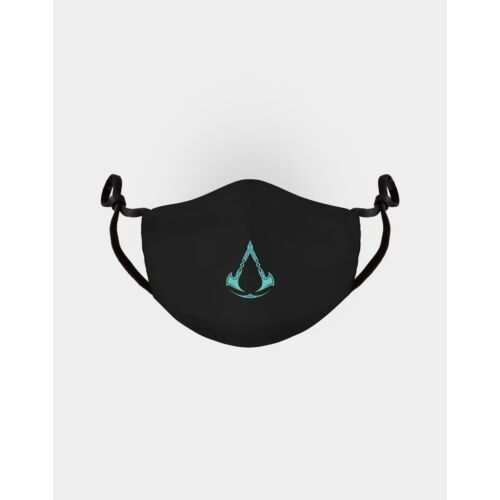 Assassin's Creed - Valhalla logó - Mosható Arcmaszk