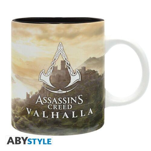 Assassin's Creed - Valhalla táj bögre