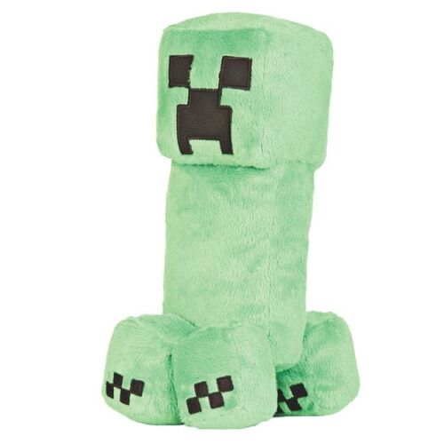 Minecraft Earth: Adventure nagy Creeper plüss
