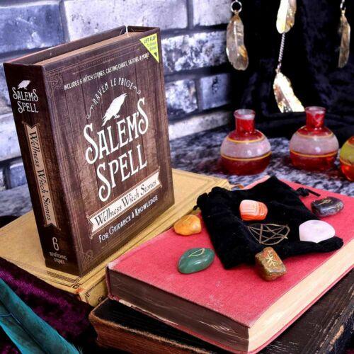 Salem's Spell Kit - Salemi varázsló készlet
