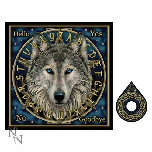Lisa Parker - Wolf szellemtábla
