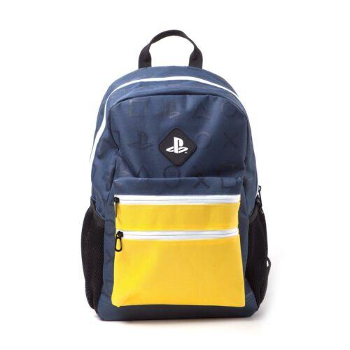 PlayStation  - Colour Block hátizsák