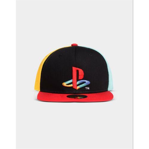 Playstation - Original logo Colors baseball sapka