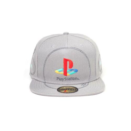 Playstation Silver Logo baseball sapka