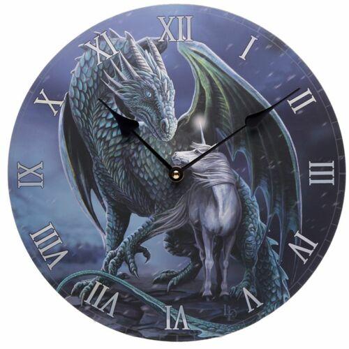 Lisa Parker -  Protector Magick Dragon & Unicorn falióra