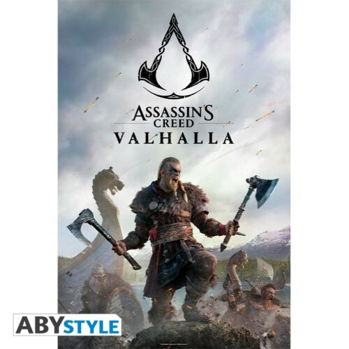 Assassin's Creed -Valhalla Eivor poszter