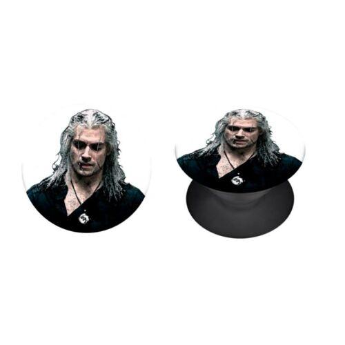The Witcher Fuck- Pop Holder (Ujj támasz)