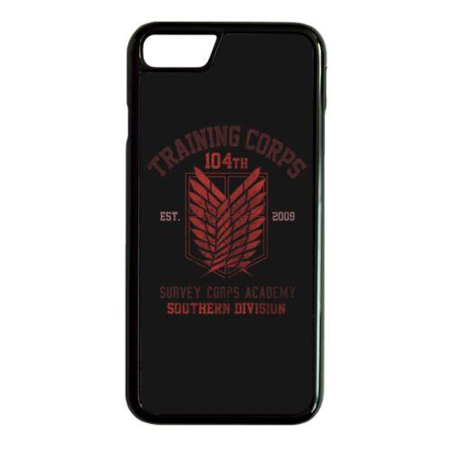 Attack on Titan - Training Corps - iPhone tok - (többféle)