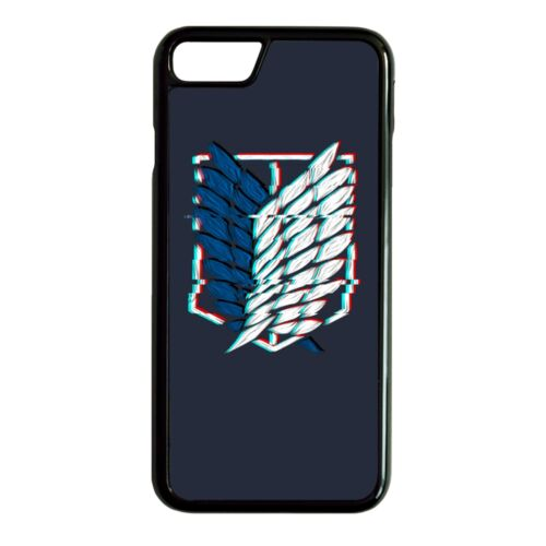 Attack on Titan - Glitch wings - iPhone tok - (többféle)