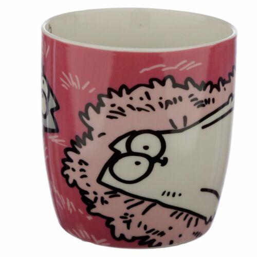 Simon macskája rózsaszín bögre