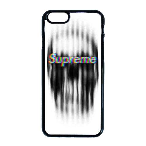 Supreme - Glitch Skull - iPhone tok - (többféle)