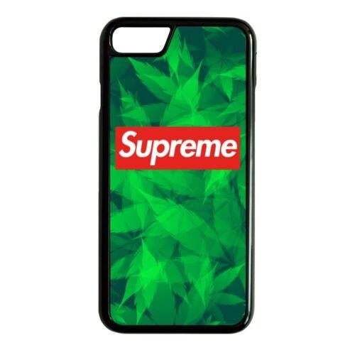 Supreme - GREEN Cannabis - iPhone tok - (többféle)