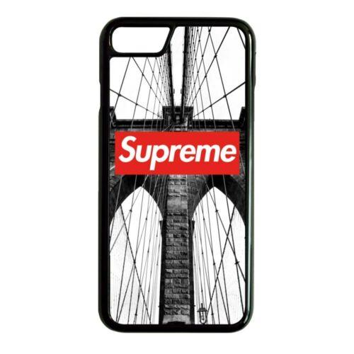 Supreme - Brooklyn Bridge - iPhone tok - (többféle)