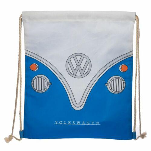 Volkswagen sötétkék tornazsák