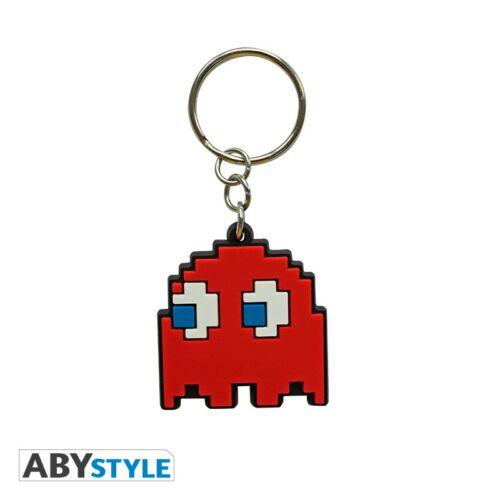 Pac - Man - Ghost PVC kulcstartó