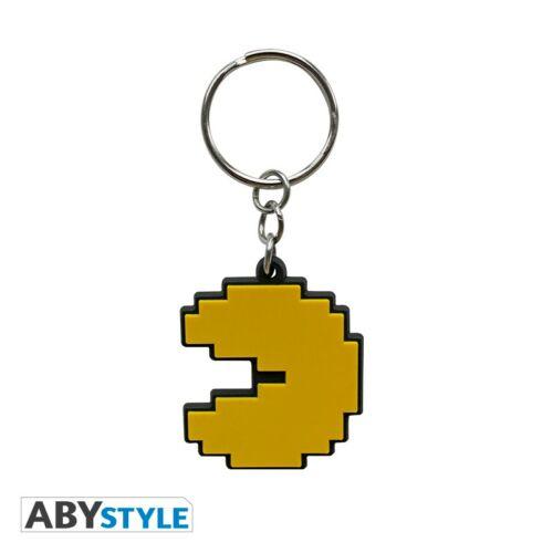 Pac - Man PVC kulcstartó