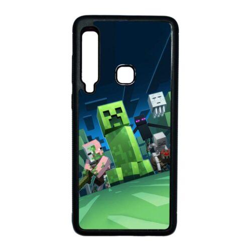 Minecraft - Szörnyek - Samsung Galaxy Tok - (Többféle)