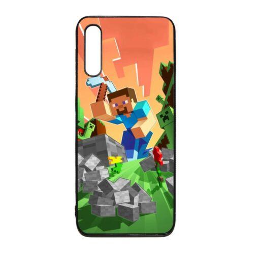 Minecraft - Steve - Samsung Galaxy Tok - (Többféle)