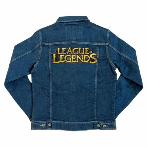 League Of Legends Logo unisex farmerkabát
