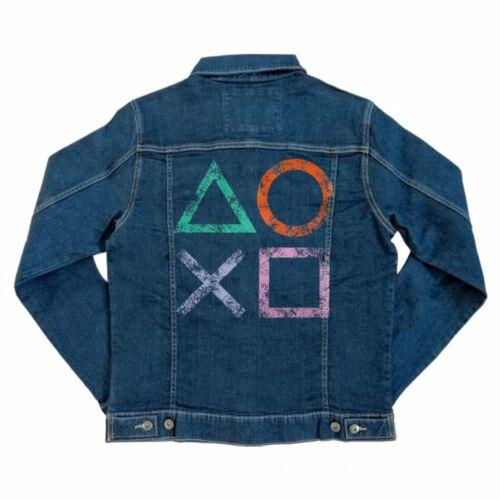 Playstation unisex farmerkabát